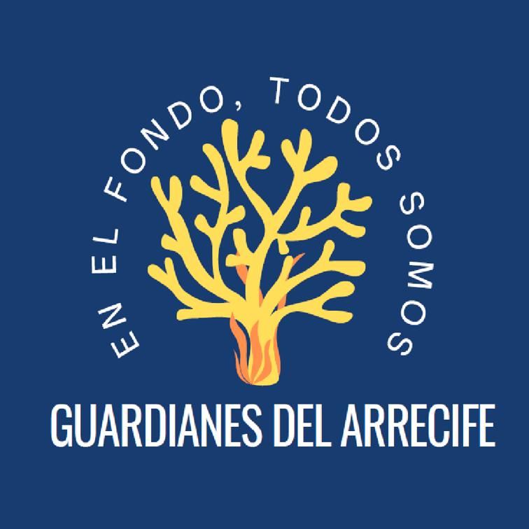 Guardianes del Arrecife Logo